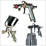 Pistole manuali bassa pressione