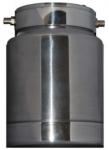 Serbatoio autoclave alluminio